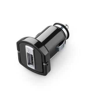 Autonabíječka CellularLine Ultra 10W/2A černá