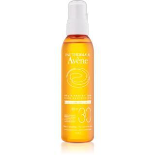 Avène Sun Sensitive olej na opalování ve spreji SPF 30 200 ml dámské 200 ml