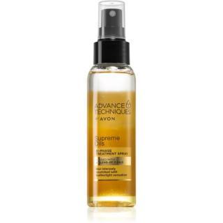 Avon Advance Techniques Supreme Oils duální sérum na vlasy 100 ml dámské 100 ml