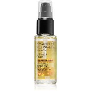Avon Advance Techniques Ultimate Shine sérum na vlasy pro zářivý lesk 30 ml dámské 30 ml