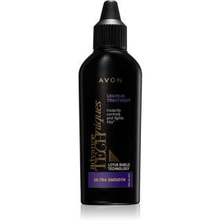 Avon Advance Techniques Ultra Smooth bezoplachová péče pro nepoddajné a krepatějící se vlasy 60 ml dámské 60 ml
