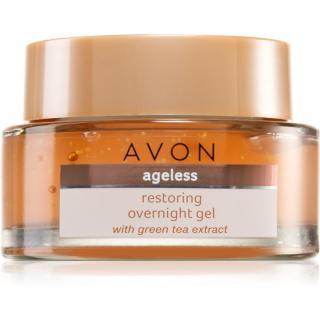 Avon Ageless obnovující noční péče s výtažkem zeleného čaje 50 ml dámské 50 ml