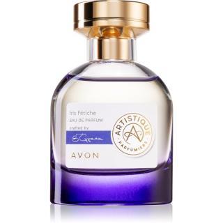 Avon Artistique Iris Fétiche parfémovaná voda pro ženy 50 ml dámské 50 ml