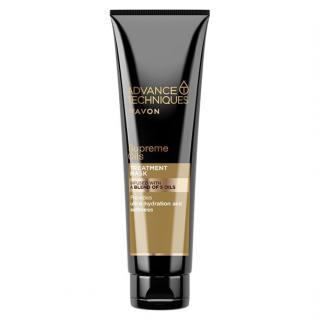 Avon Intenzivní vyživující maska s luxusními oleji pro všechny typy vlasů Supreme Oils  150 ml dámské