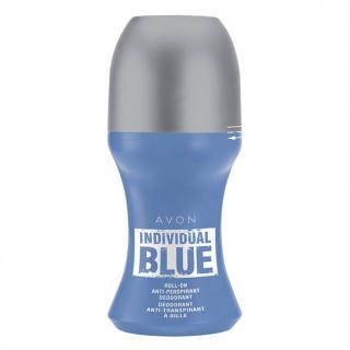 Avon Kuličkový deodorant Individual Blue  50 ml