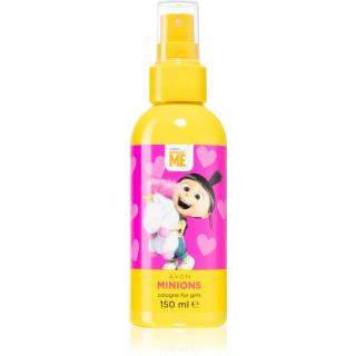Avon Minions For Girls kolínská voda pro děti 150 ml 150 ml