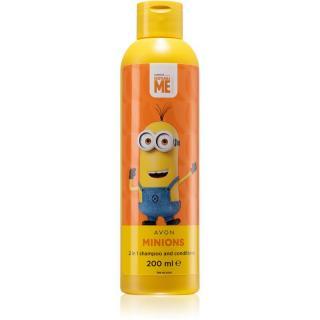 Avon Minions Minios šampon a kondicionér 2 v 1 pro děti 200 ml 200 ml