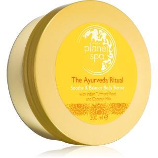 Avon Planet Spa The Ayurveda Ritual tělové máslo pro výživu a hydrataci 200 ml dámské 200 ml