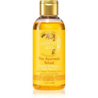 Avon Planet Spa The Ayurveda Ritual zklidňující olej na tělo a vlasy 150 ml dámské 150 ml