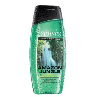 Avon Posilující sprchový gel na vlasy a tělo pro muže  250 ml pánské