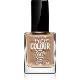 Avon Pro Colour lak na nehty odstín Brisk Buff 10 ml dámské 10 ml