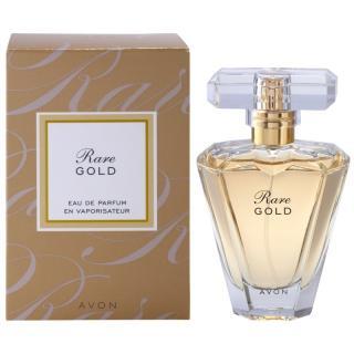 Avon Rare Gold parfémovaná voda pro ženy 50 ml dámské 50 ml