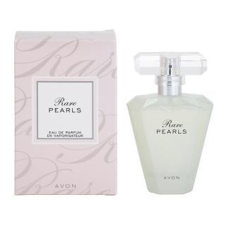 Avon Rare Pearls parfémovaná voda pro ženy 50 ml dámské 50 ml