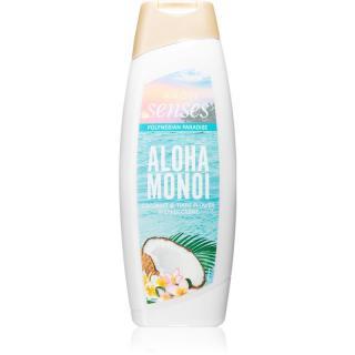 Avon Senses Aloha Monoi krémový sprchový gel 500 ml dámské 500 ml