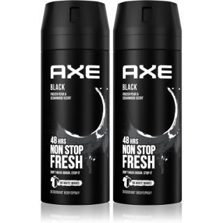 Axe Black Frozen Pear & Cedarwood deodorant a tělový sprej  pánské