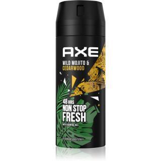 Axe Wild Green Mojito & Cedarwood deodorant a tělový sprej I. 150 ml pánské 150 ml
