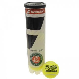 Babolat Roland Garros All Court Tennis Balls Other One size