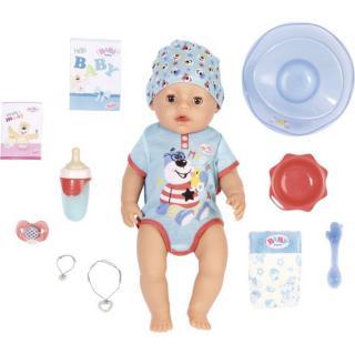 BABY born s kouzelným dudlíkem, chlapeček, 43 cm dámské