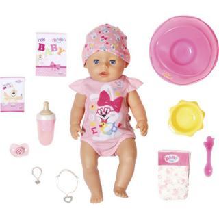 BABY born s kouzelným dudlíkem, holčička, 43 cm dámské