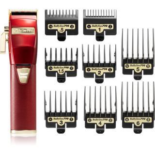 BaByliss PRO FX8700RE Red profesionální zastřihovač vlasů pánské