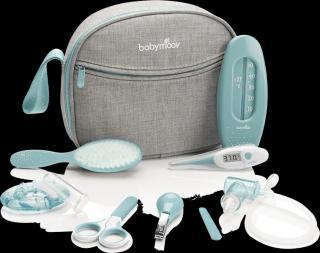 BABYMOOV Kojenecký hygienický set modrá