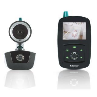 BABYMOOV Video monitor YOO-TRAVEL černá