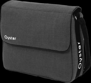 BABYSTYLE OYSTER Přebalovací taška s podložkou - Tungsten Grey 2018 šedá