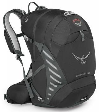 Backpack Osprey Escapist 32 černá 32 Litrů