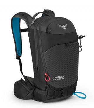 Backpack Osprey Kamber 22L Galactic Black 22 L