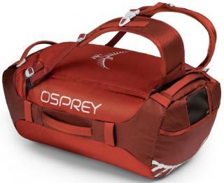Backpack Osprey Transporter 40 II ruffian red 40 Litrů