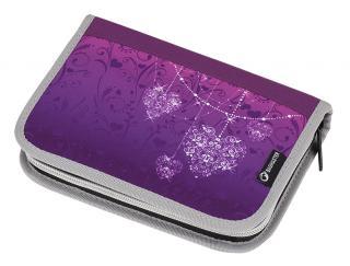 Bagmaster Case Alfa 7 A Violet/pink fialová