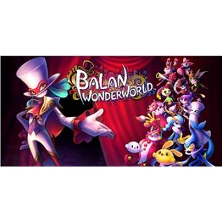 Balan Wonderworld - PS4