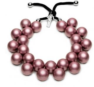 #ballsmania Originální náhrdelník C206M 15-1905 Lilla