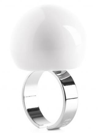 #ballsmania Originální prsten A100 11-4800 Bianco dámské