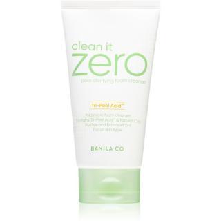 Banila Co. clean it zero pore clarifying krémová čisticí pěna pro hydrataci pleti a minimalizaci pórů 150 ml dámské 150 ml