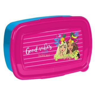 Barbie Box na svačinu Barbie Good vibes