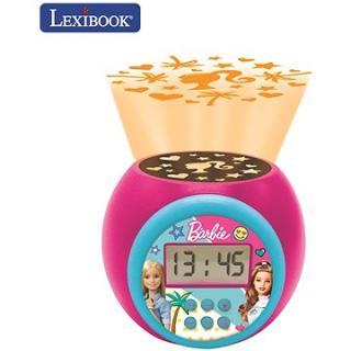 Barbie Budík s projektorem a časovačem