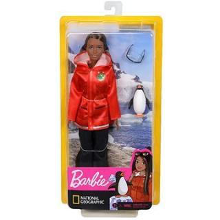 Barbie Povolání National Geographic s tučňákem
