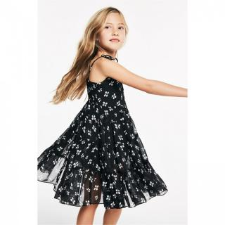 Bardot Floral Tiered Dress dámské Other 4-5 Y