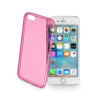 Barevné gelové pouzdro CELLULARLINE COLOR pro Samsung Galaxy S9, růžová
