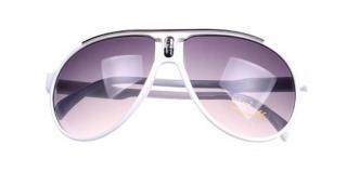 Barevné sluneční brýle pro děti - 6 barev Barva: bílá