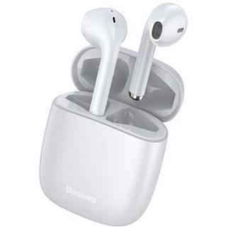 Baseus Encok True Wireless Earphones W04 Pro White