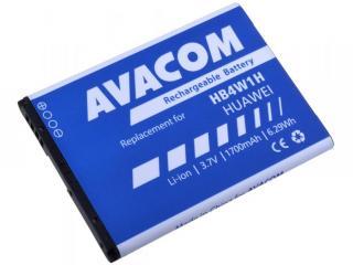 Baterie AVACOM náhrada BST-38 Li-Ion 930mAh