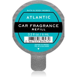 Bath & Body Works Atlantic vůně do auta náhradní náplň 6 ml 6 ml