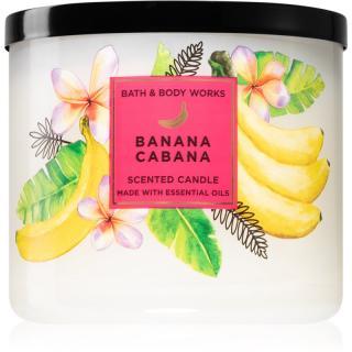 Bath & Body Works Banana Cabana vonná svíčka 411 g 411 g