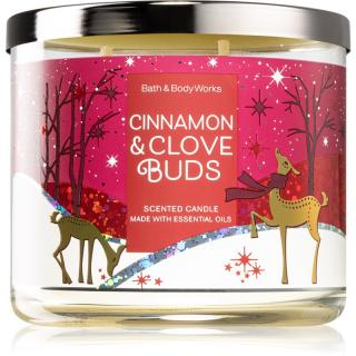 Bath & Body Works Cinnamon & Clove Buds vonná svíčka II. 411 g 411 g
