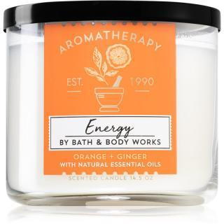 Bath & Body Works Energy Orange Ginger vonná svíčka 411 g 411 g