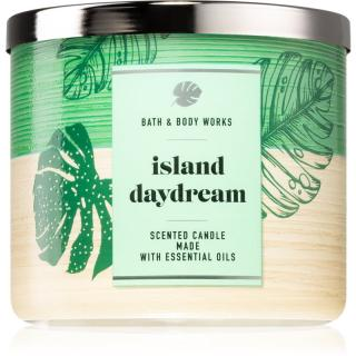 Bath & Body Works Island Daydream vonná svíčka 411 g 411 g