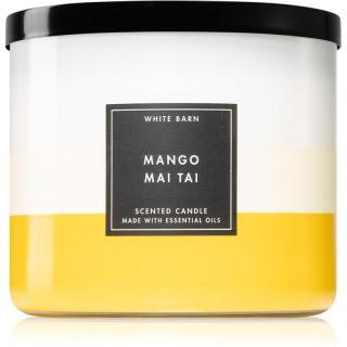 Bath & Body Works Mango Mai Tai vonná svíčka 411 g 411 g