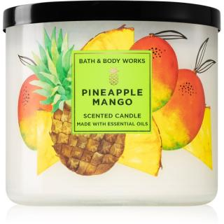 Bath & Body Works Pineapple Mango vonná svíčka 411 g 411 g